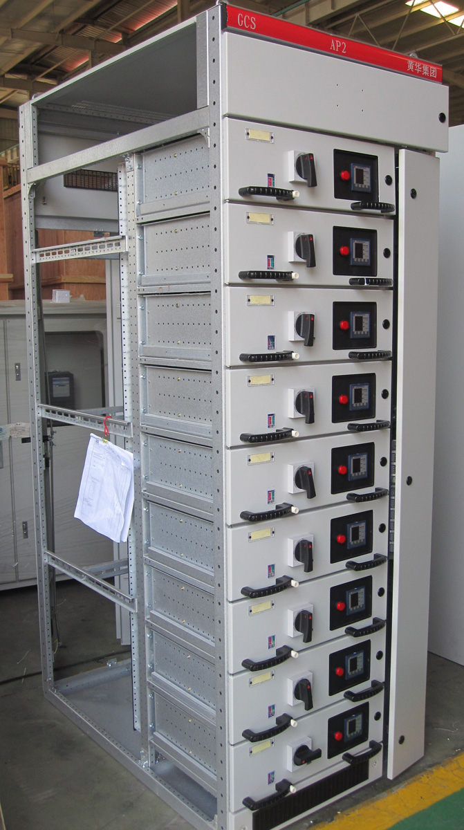 GCS  LV 0.4kv Draw out Switchgear Cabinet
