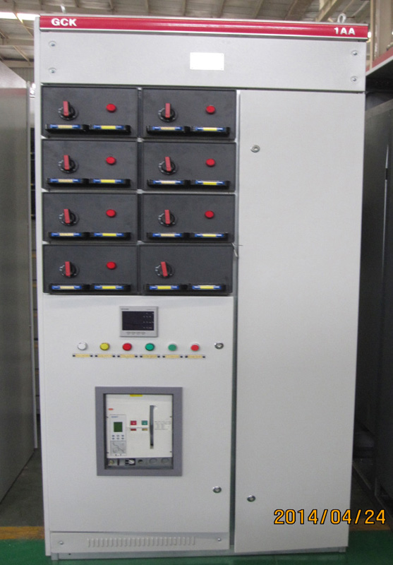GCK LV Draw out Switchgear