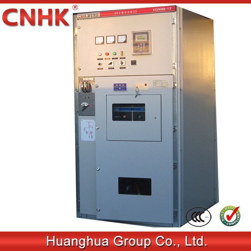 XGN2-12 Packaged Type Metal Enclosed Switchgear